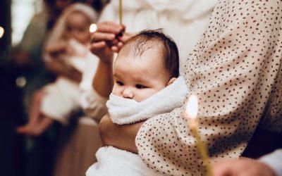 Fêter le baptême d'un enfant, l'organisation qui nous attend !